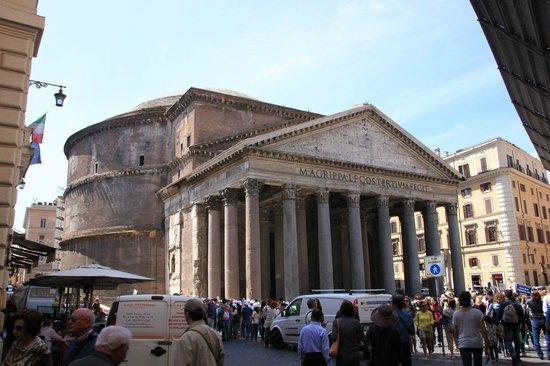 Pantheon esterno foto di pantheon roma tripadvisor for Esterno pantheon