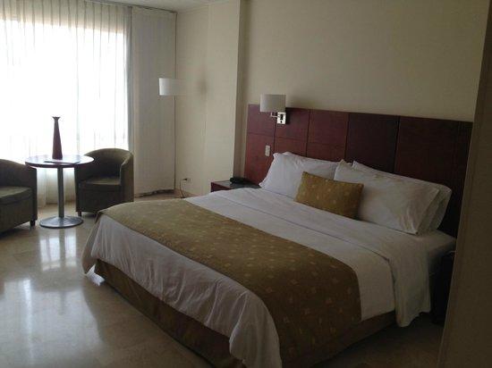 Hotel Caribe : Apartamento espaçoso e confortável