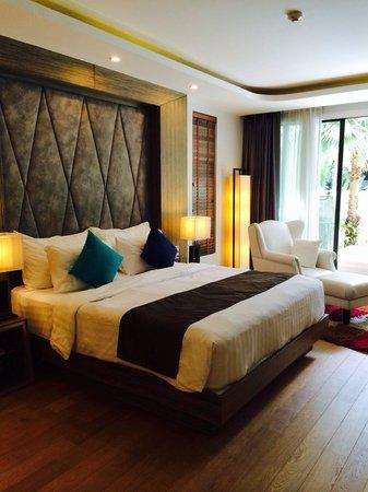Wyndham Sea Pearl Resort Phuket: One bedroom Deluxe Suite
