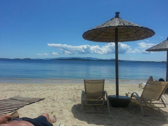 Eagles Palace: Amazing beach