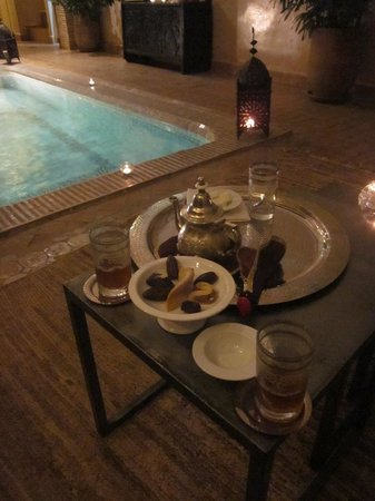 Riad Cocoon: A warm welcome with the a la menthe