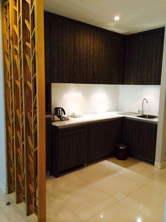 Wyndham Sea Pearl Resort Phuket: Kitchenette