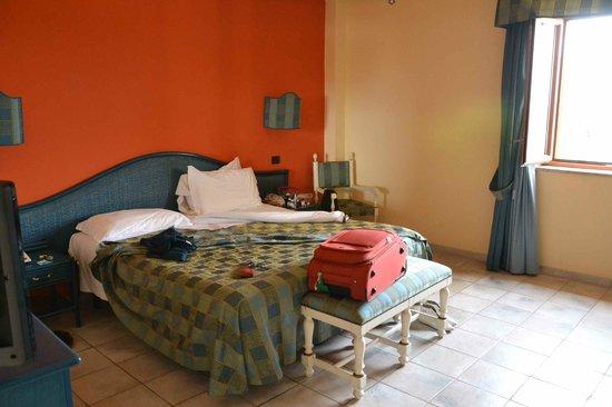 Hotel Baia del Capitano : Stanza 2