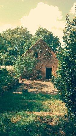 La Mouchetiere: Dépendance - Jardin