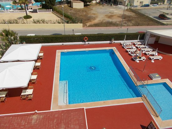 Hotel Anfora: front pool area