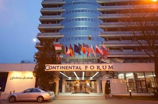 Photo of Continental Forum Arad