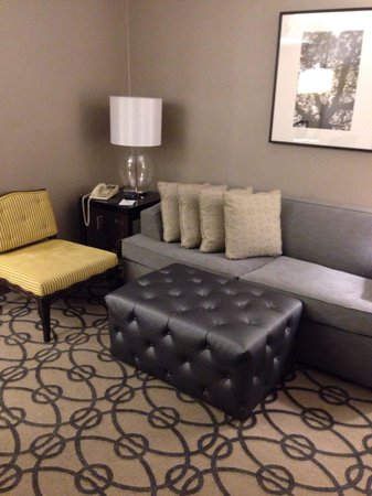 Embassy Suites by Hilton St. Paul - Downtown: New living space