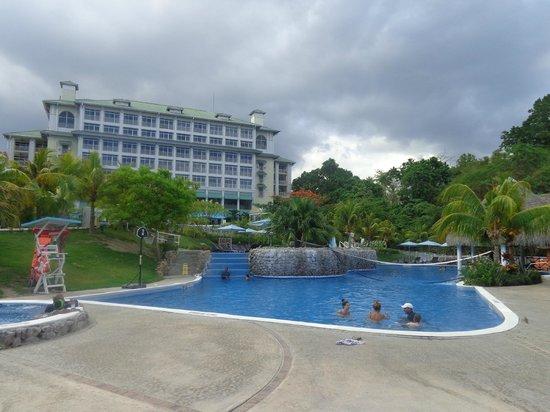Sheraton Bijao Beach Resort: Panoramica desde la piscina