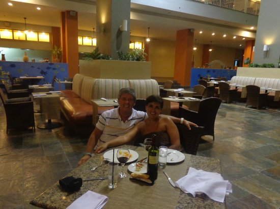 Sheraton Bijao Beach Resort - An All Inclusive Resort : Restaurant TABOGA
