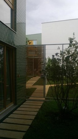 Amarin Studio and Apartments: Amarin studio terrace