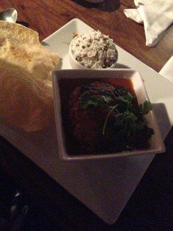 Oude Wellington Restaurant: The lamb