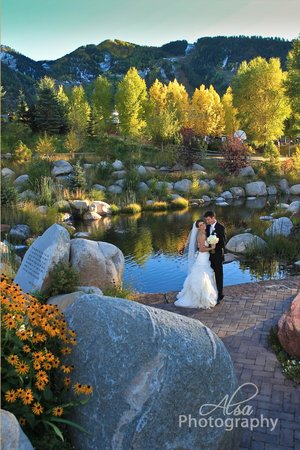 Theatre Aspen Hurst Theatre: A wedding on our property - one of a kind!