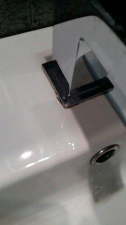 Casas Reais: Dirty bathroom 2