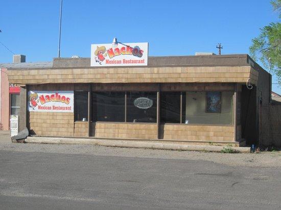 Nachos: the building