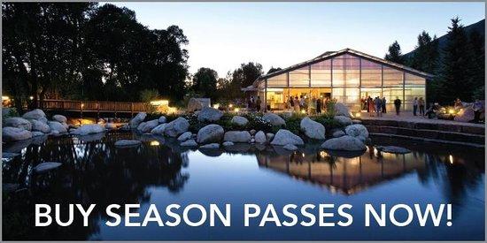 Theatre Aspen Hurst Theatre: Discounts!  Season passes and even more deals for locals.