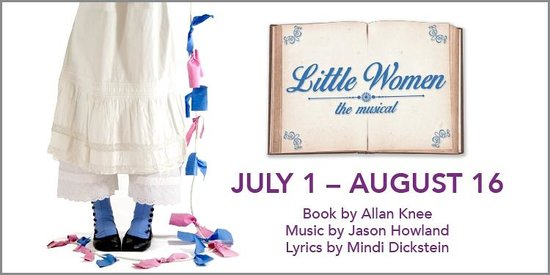Theatre Aspen Hurst Theatre: Little Women opens July 1st!