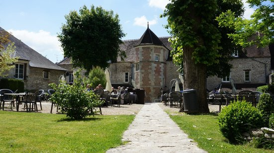 Hostellerie de la porte bellon prices hotel reviews - Hostellerie de la porte bellon senlis france ...