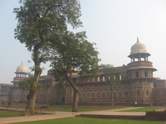 Agra Fort: Jahangir Mahal
