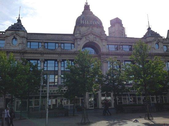 Hilton Antwerp Old Town : Hilton Antwerp