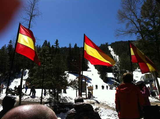 Sipapu Ski Area: Super Sipapu Spring Skiing