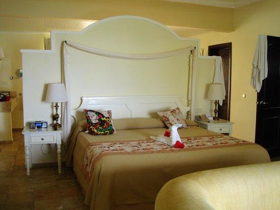 Grand Palladium Lady Hamilton Resort & Spa: Part of the room