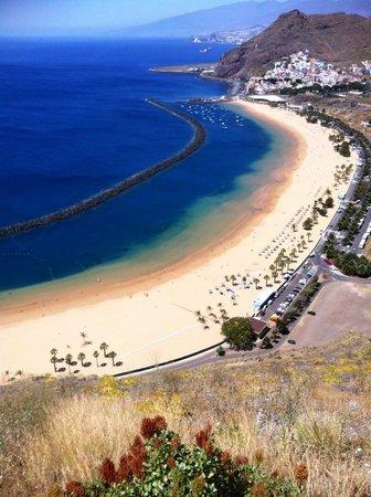 H10 Costa Adeje Palace: playa après Santa Cruz de Tenerife.