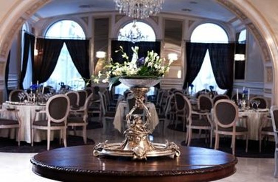 Grand Hotel Continental: Restaurant Concerto