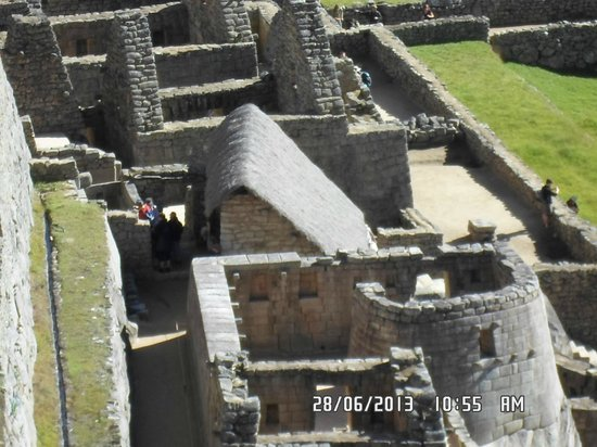 Temple of the Sun: Templo do Sol.