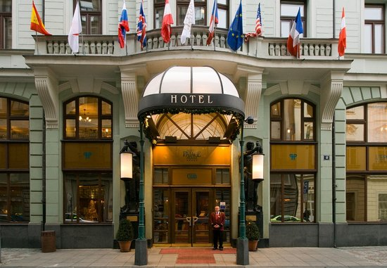 ホテル パレス プラハ