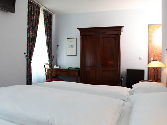 Hotel Montana: Deluxe Rooms