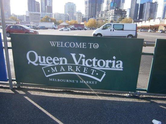 Queen Victoria Market : QVC Market 1