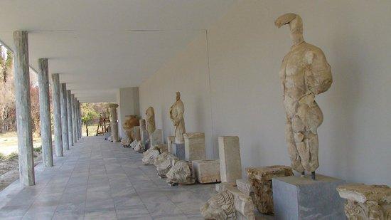 Archäologisches Museum Olympia: Археологический музей