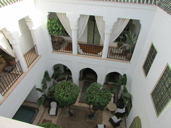 Riad Camilia: suite a l'etage
