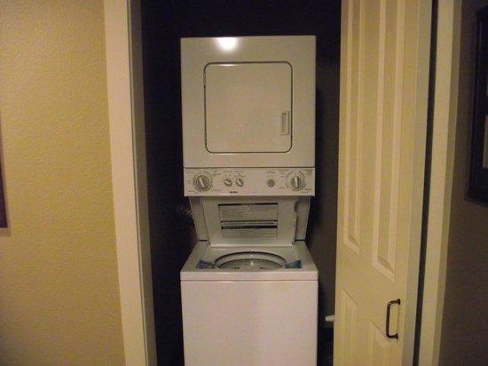 WorldMark Windsor : Laundry facilities