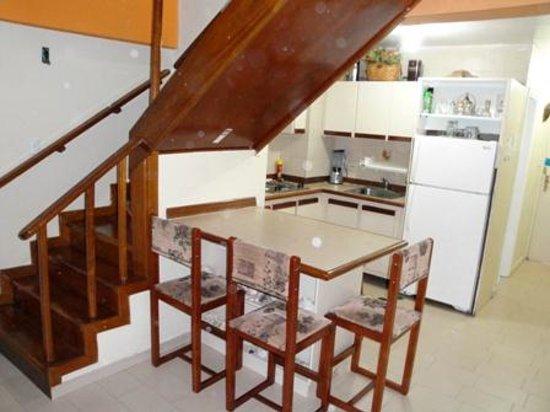 Residencias Laguna Suite II : RV - Comedor - Cocina