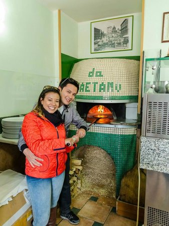 Pizzeria da Gaetano : Pizza time!