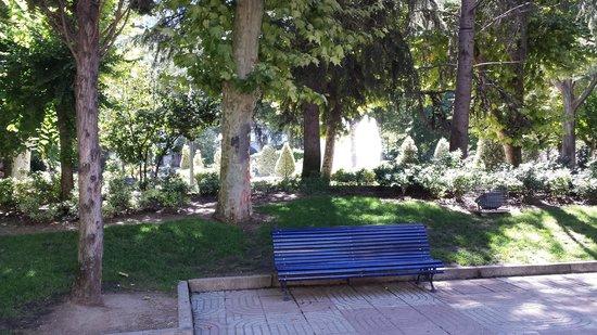 Parque de San Lazaro: Parque de São Lázaro, Ourense.