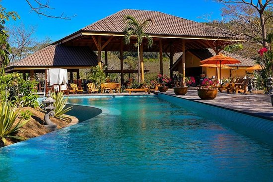 The Bodhi Tree Yoga Resort: Enjoy swimming in 2 pools, including our 25-meter saltwater lap pool