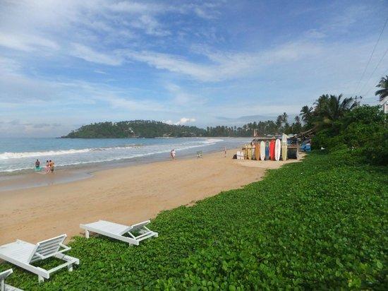 Beauty Mount Guest House : Mirissa Beach