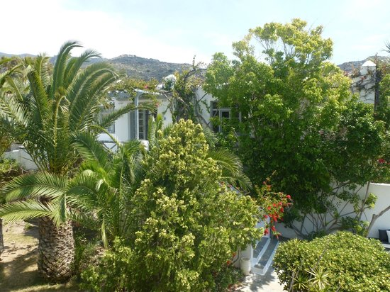 Dionysos Seaside Resort: VUE SUR Chambres