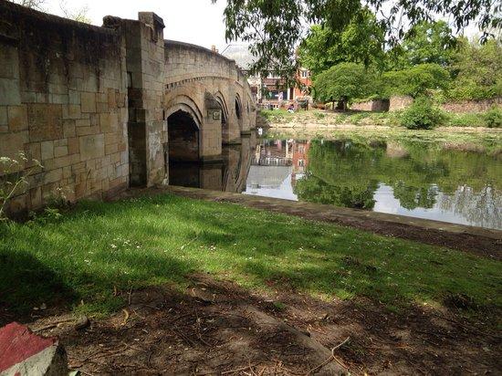 Leicester Abbey: Abbey