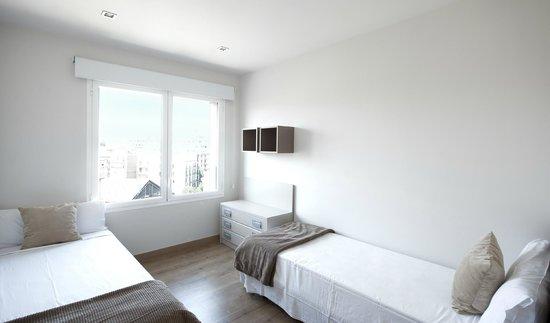 Arago 312 Apartments : Habitación doble