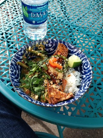 Eat Adventures Food Tours : Green Curry with Tofu