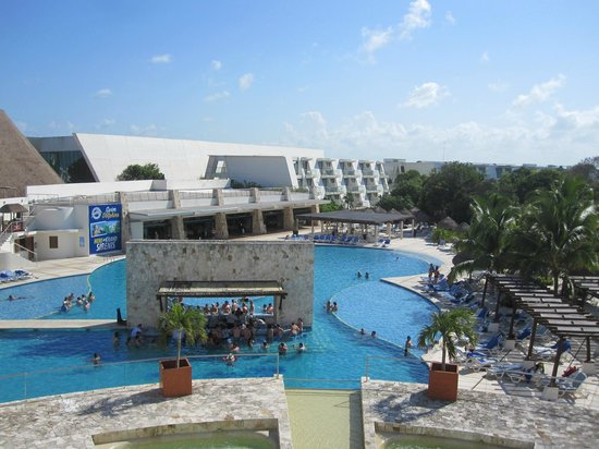 Grand Sirenis Riviera Maya Resort & Spa : Pool