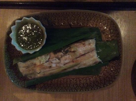 Soul Food Mahanakorn : sea bass