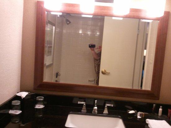 Charleston Marriott Town Center: vanity