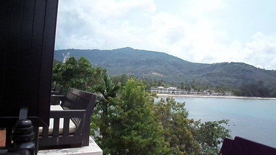 Racha Kiri Resort & Spa: chambre vue mer