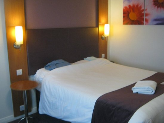 Premier Inn York North West Hotel: Room 63