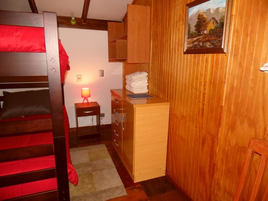 Hostal Patio Europeo: Mixed dormitory for backpackers