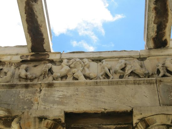 Temple of Hephaestus: Tempio di Efesto